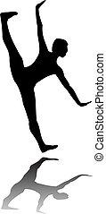 ballerino, balletto