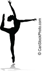 ballerino balletto