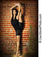 ballerino, femmina