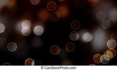balles, noir, arrière-plan animation, transparent