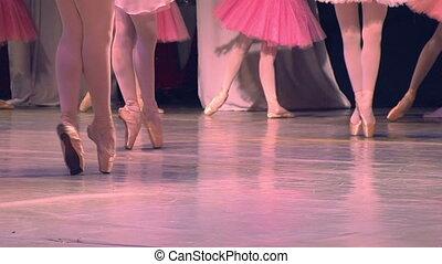 ballet, exécutions