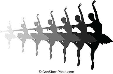 ballet fade