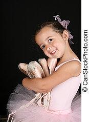 ballet, girl
