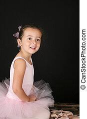 ballet, niña