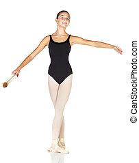 ballet, pasos
