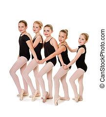 Ballet Student Dance Buddies