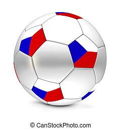 ball/football, cseh, futball