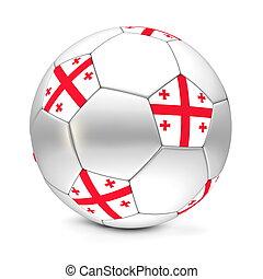 ball/football, futball, grúzia