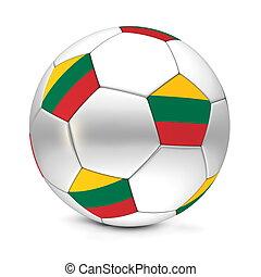ball/football, futball, litvánia