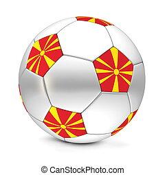 ball/football, futball, macedónia