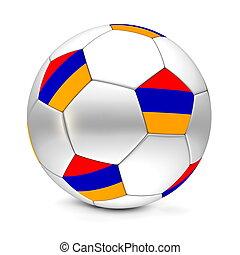 ball/football, futebol, arménia