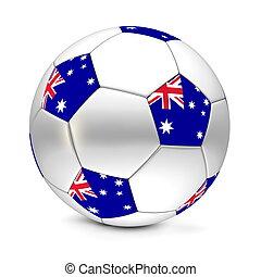 ball/football, futebol, austrália