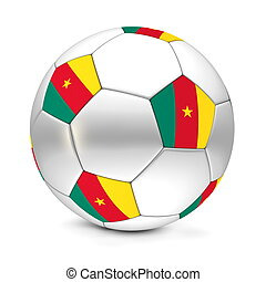 ball/football, futebol, camarões