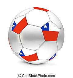 ball/football, futebol, chile