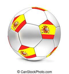 ball/football, futebol, espanha
