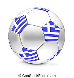 ball/football, futebol, grécia