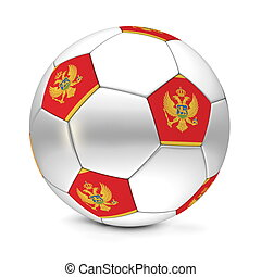 ball/football, futebol, montenegro