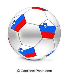 ball/football, slovenia, futebol