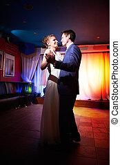 ballo, sposa, sposo, cerimoniale