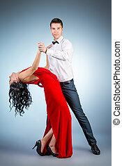 ballo, tango