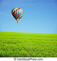 Ballon - air ballon