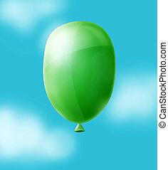 ballon in sly