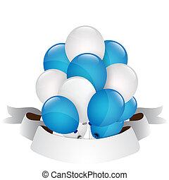 ballons, célébration