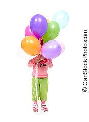 balloon, 파티