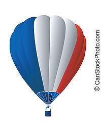 balloon, air