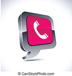 balloon, button., telefon, 3