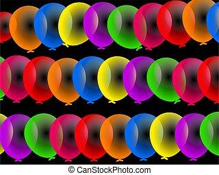 balloon, carta da parati