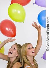 balloon, celebração