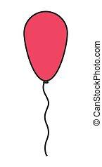 balloon, clipart