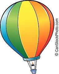balloon, dessin animé