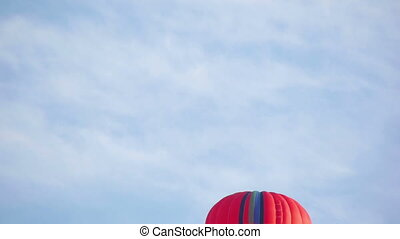 balloon, -, hd, luft