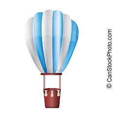 balloon, hete lucht