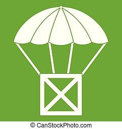 Balloon icon green