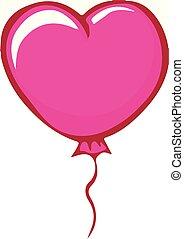 balloon icon on white background