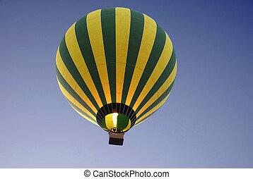 balloon, passeio