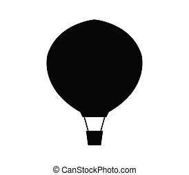 balloon, pictogram