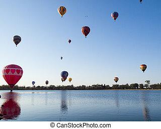 Balloon Show - The 36th annual Colorado Balloon Classic and ...