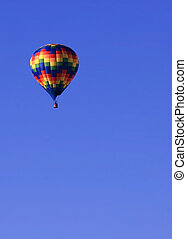 Balloon with Copy Space