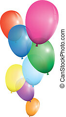 balloons - balloon background