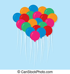 Balloons Colors Group