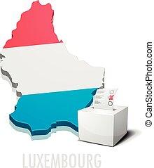 ballotbox, ルクセンブルク