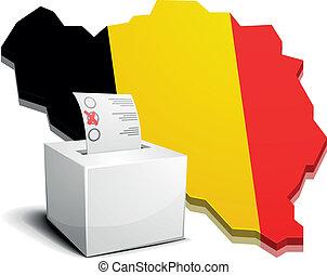 ballotbox, belgia