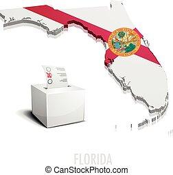 Ballotbox Map Florida