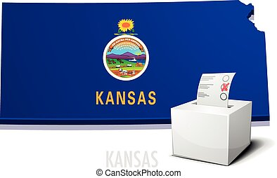 Ballotbox Map Kansas
