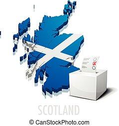ballotbox map Scotland