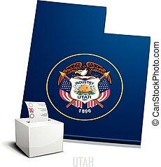 Ballotbox Map Utah